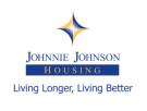 Johnnie Johnson Housing logo