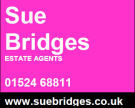 Sue Bridges, Lancaster details