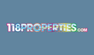 118 Properties , Leeds branch logo