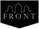 F R O N T, Little Clacton branch logo