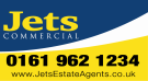Jets Commercial, Sale branch logo