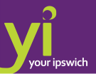 Your Ipswich, Ipswich branch logo