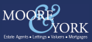 Moore & York, Loughborough logo
