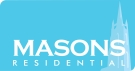 Masons Residential, Louth branch logo