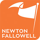 Newton Fallowell, Bourne branch logo