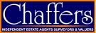 Chaffers , Blandford Forum logo