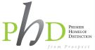 Premier Homes of Distinction, Maidenhead logo