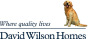 Oakhill Park development by David Wilson Homes logo
