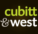 Cubitt & West Residential Lettings, Horsham branch logo