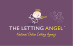The Letting Angel, Stoke on Trent, logo