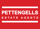 Pettengells Estate Agents, Christchurch branch logo