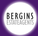 Bergins Estate Agents, Manchester branch logo