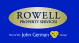 Rowell Property Services, Carlton logo