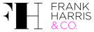 Frank Harris and Company, Holborn & West End branch logo