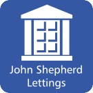 John Shepherd lettings , Sutton Coldfield logo