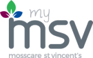 Mosscare St Vincents, St Vincent's Housing Association LTD branch logo