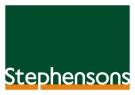 Stephensons, Boroughbridge logo