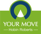 YOUR MOVE Hobin Roberts Lettings, Northampton logo