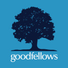 Goodfellows , Stonecot Hill branch logo