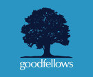 Goodfellows , Land and New Homes logo