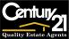 Century 21 Quality Estate Agents, Glasgow logo