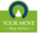 YOUR MOVE Mary Ashton Lettings, Denton logo