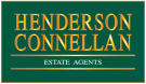 Henderson Connellan, Market Harborough Logo