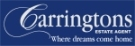 Carringtons, East Swindon logo