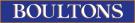 Boultons, Pontefract logo