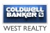 Coldwell Banker West Realty, Kissimmee FL logo