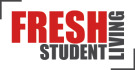 Fresh Student Living, London branch logo