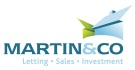 Martin & Co, Whitley Bay logo