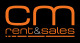 cmRENT & SALES , Witham logo