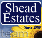 Shead Estates, Hockley branch logo