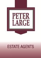Peter Large Estate Agents, Abergele logo