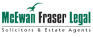 McEwan Fraser Legal, Lanark branch logo
