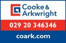 Cooke & Arkwright, Bridgend branch logo