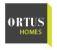 Ortus Homes logo