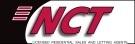 NCT Estate Agents, Penzance branch logo