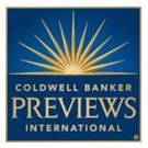 Coldwell Banker Previews International, Joan Caplis logo