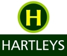 Hartleys Newton Fallowell, Loughborough branch logo