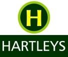 Hartleys, Ashby - de - la- Zouch, Leicestershire logo