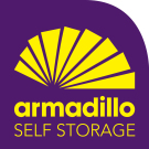 Armadillo Self Storage, Armadillo Derby branch logo