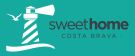 SWEET HOME COSTA BRAVA, Catalonia logo