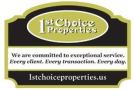 1st Choice Properties, Inc, Charlotte logo