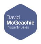 David McGeachie Sales, St Margarets, Twickenham logo