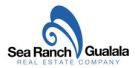 Sea Ranch - Gualala Real Estate Company, Gualala details