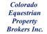 Colorado Equestrian Property Brokers Inc., Parker logo