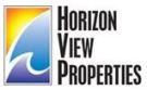Horizon View Properties, San Diego logo