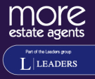 More Estate Agents, Part of the Leaders group, Dovercourt branch logo